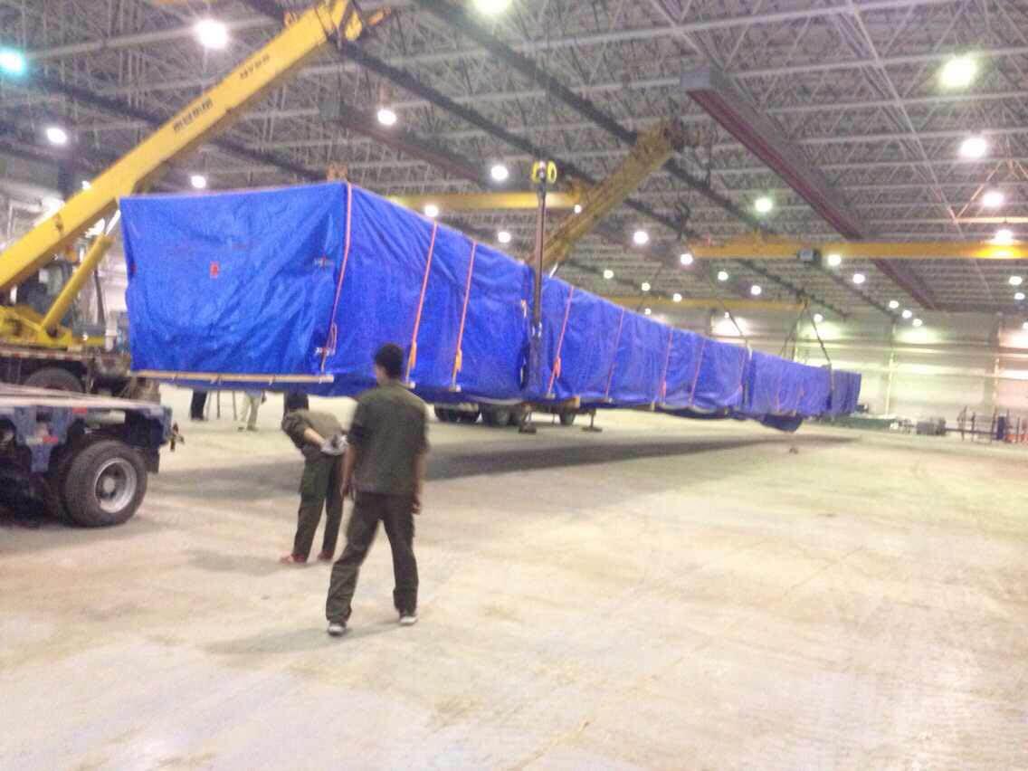 到天津港大件运输物流